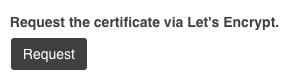 request-certificate