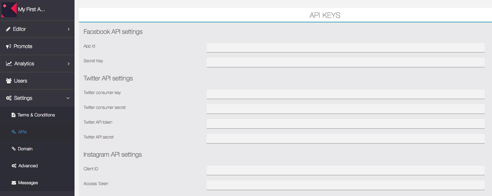 how to create api key binance