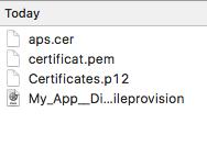 Screen Shot 2018 08 06 at 17.19.09 - Gerando certificado para envio de push IOS | .pem