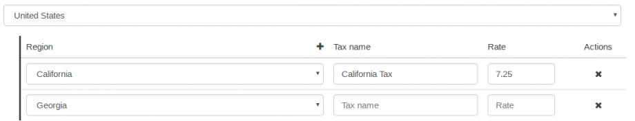 Set your pricing plans and taxes (Platform Edition