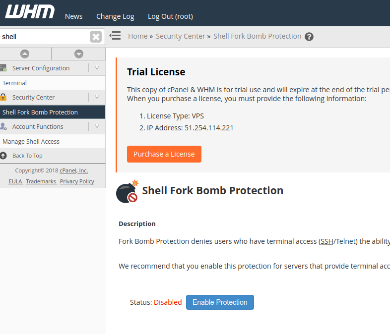 How to install Siberian with WHM/cPanel - Siberian CMS