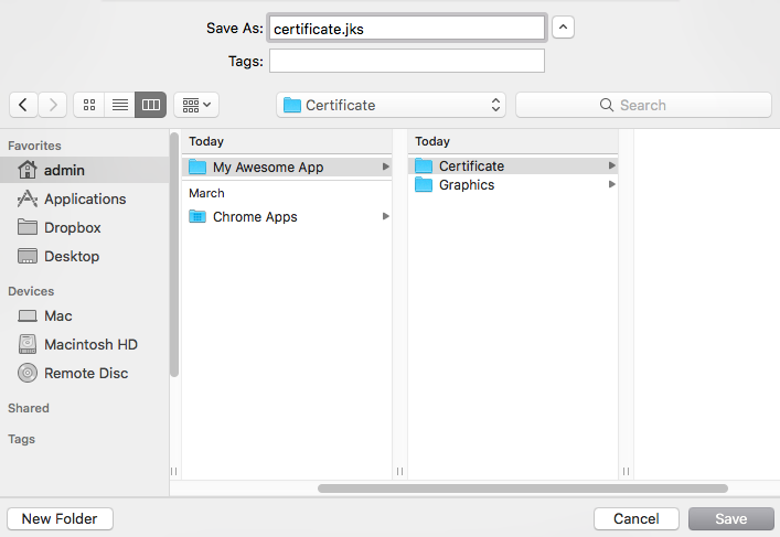 How to compile manually Android apps? - Siberian CMS