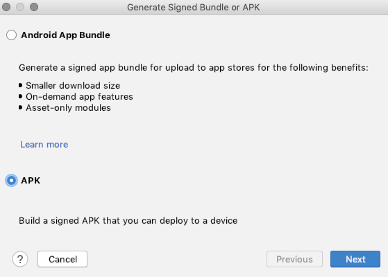 Apk android select for Sign your